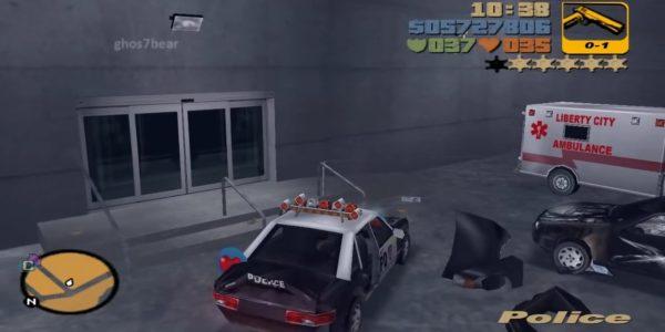 GTA Liberty City Sttories