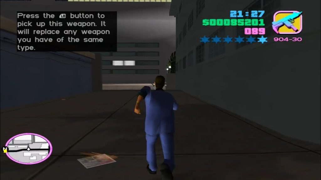 GTA Vice City About