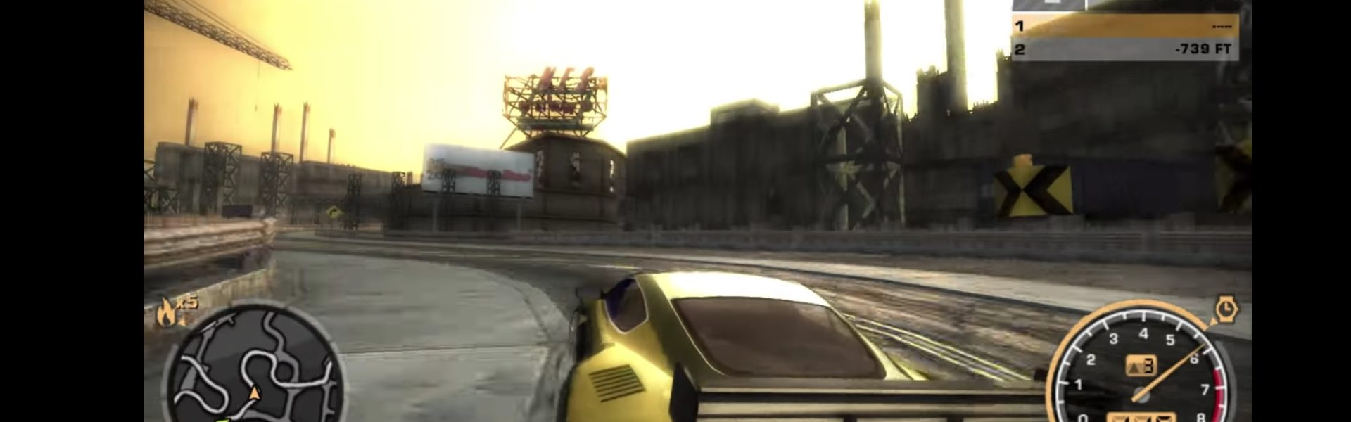 NFS Most Wanted 2005 Highly Compressed PC Download - 200Gaming