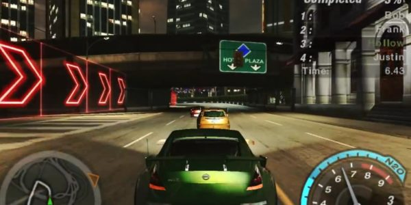 nfs underground 160 mb pc