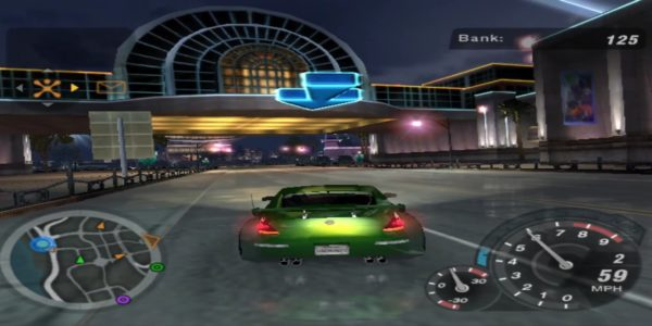 NFS Underground 2 Highly Compressed
