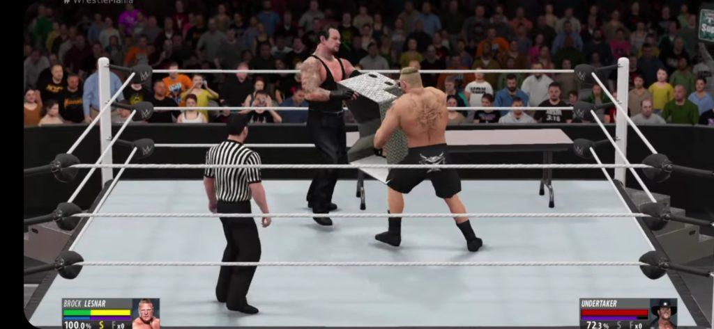 WWE 2K16 Gameplay