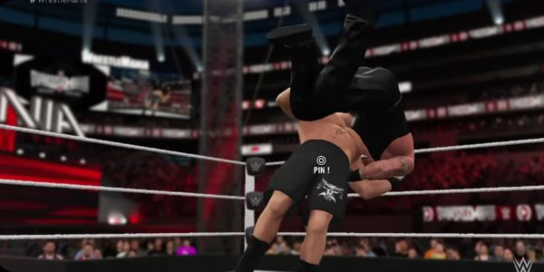 WWE 2K16 Highly Compressed PC