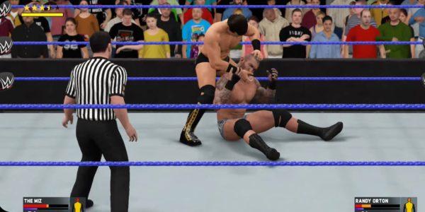 WWE 2k17 Download Highly Compressed