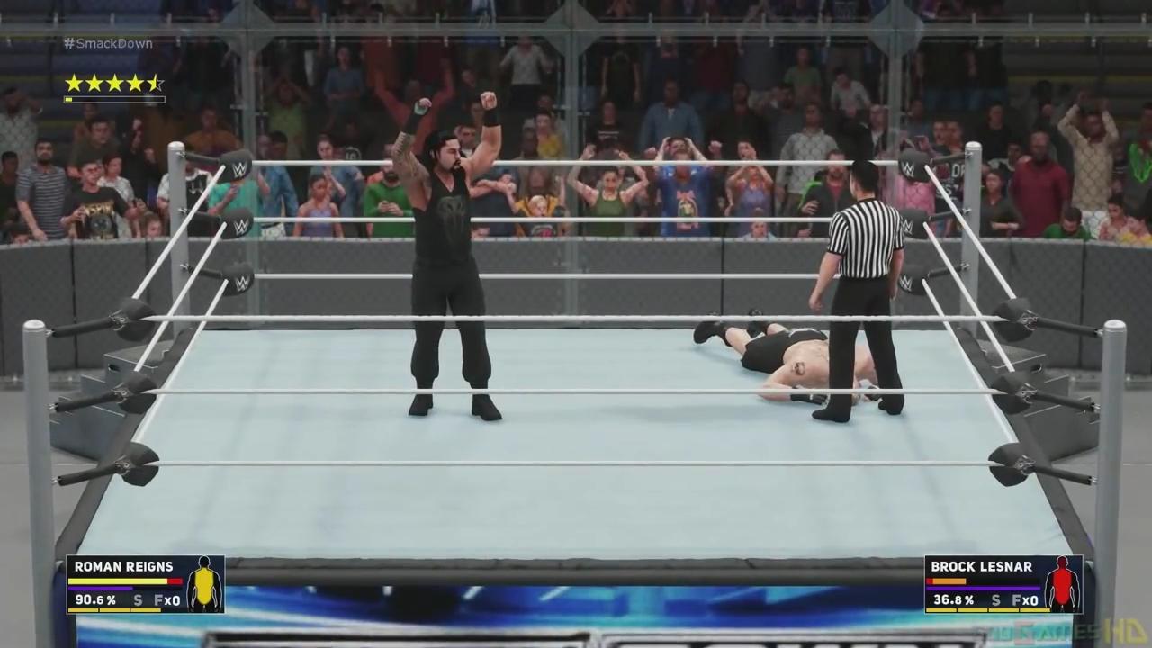 WWE 2K18 Highly Compressed Download