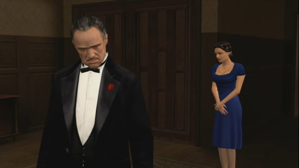 Godfather game System requirements