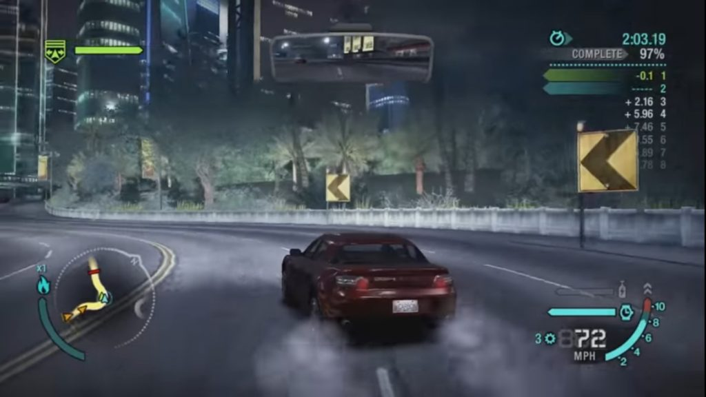 NFS Carbon Highly Compressed for PC