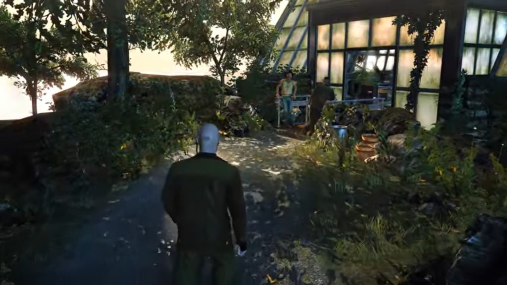 Hitman Absolution Highly Compressed for PC
