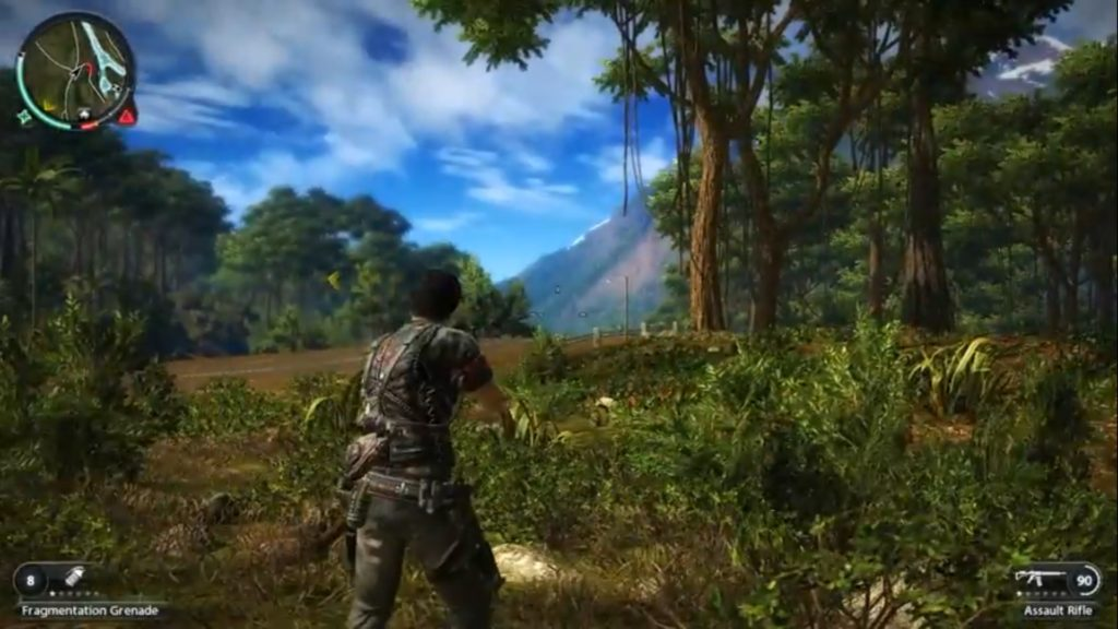 Just Cause 2 Highly Compressed for PC