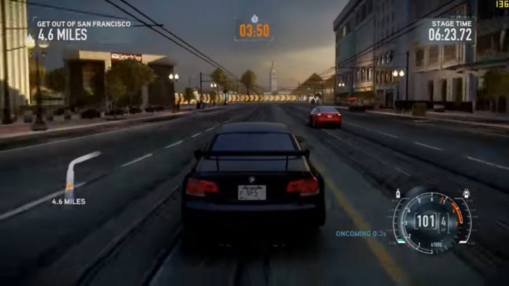 NFS The Run system requirements
