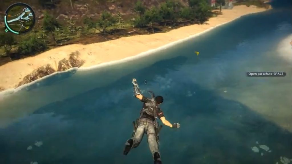 System requirements of Just Cause 2