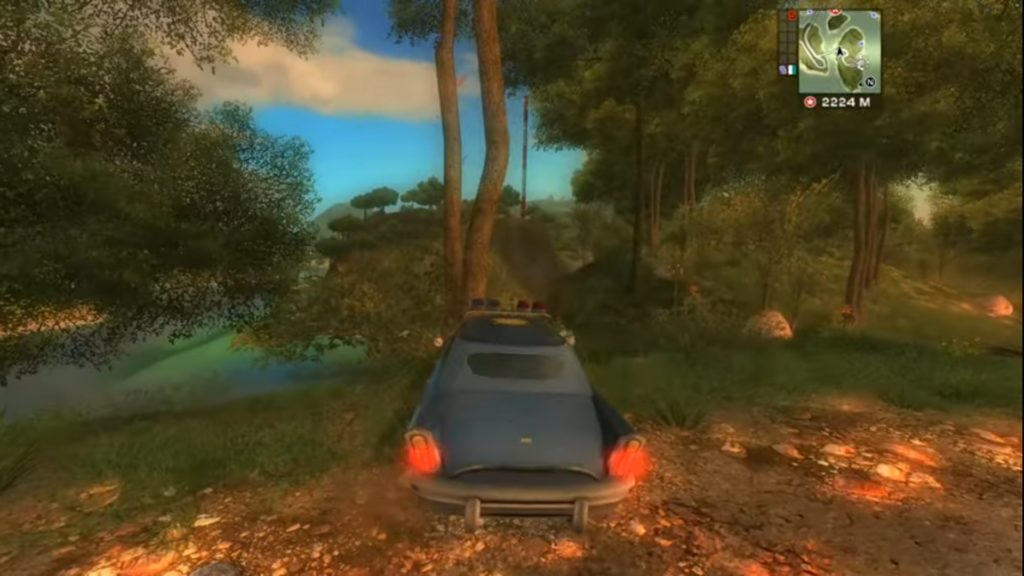 Just Cause 1 Download for PC