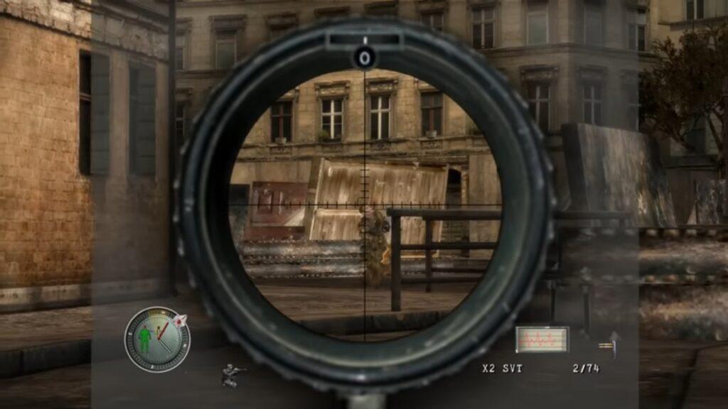Sniper Elite Highly Compressed
