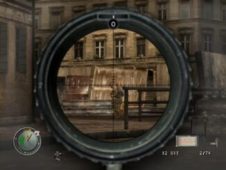 Sniper Elite Highly Compressed PC
