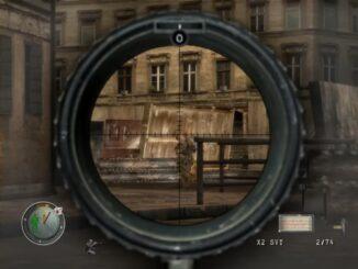 Sniper Elite Highly Compressed PC