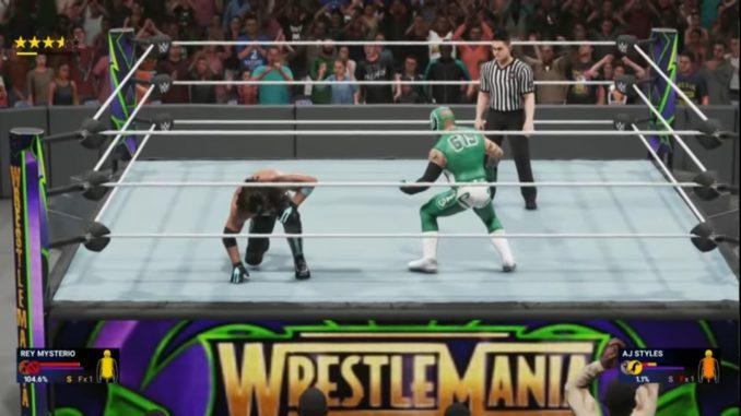 WWE 2K19 Highly Compressed Download