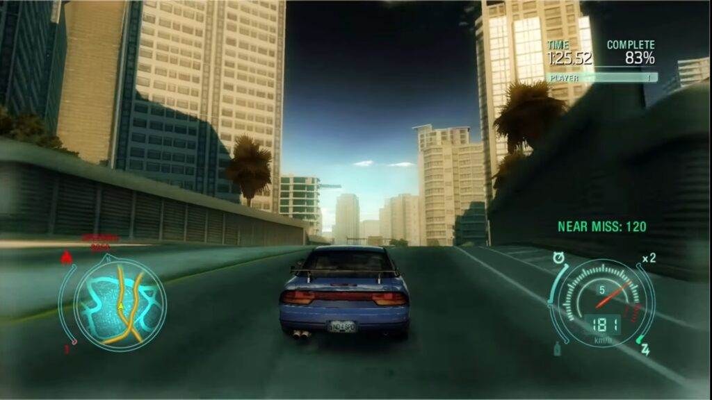 Download NFS Undercover Highly Compressed