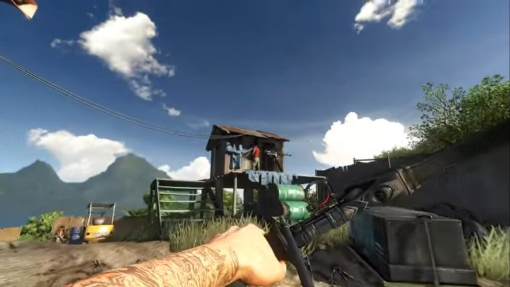 Far Cry 3 highly compressed for pc