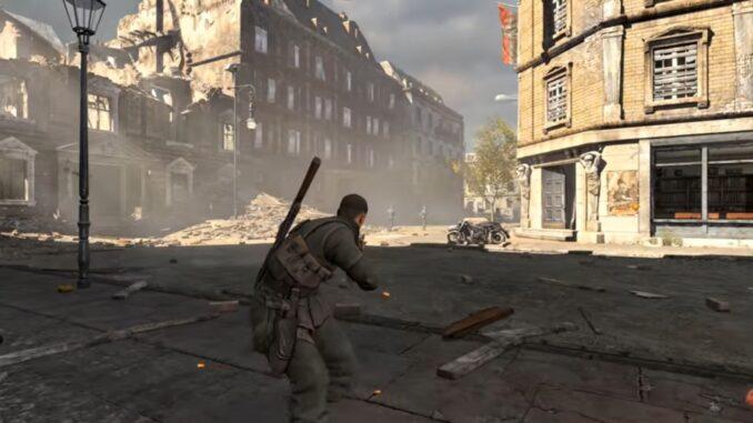 sniper elite v2 highly compressed