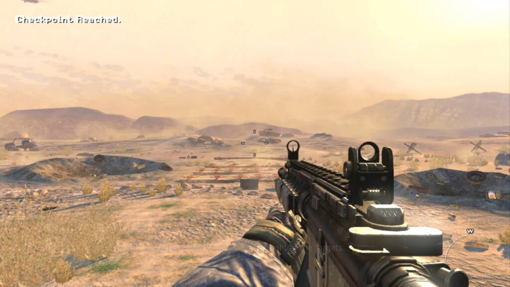 System requirements of Call of Duty Modern Warfare 2