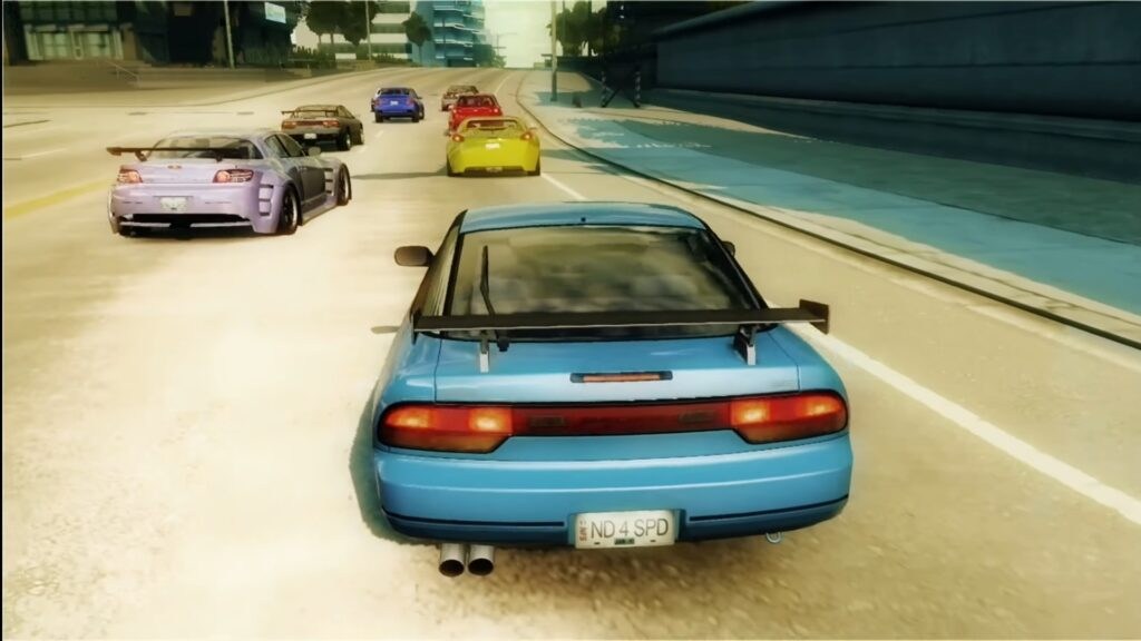 System requirements of NFS Undercover