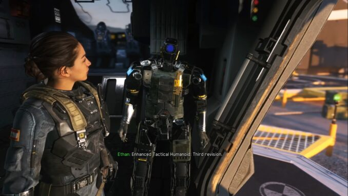 Call of Duty Infinite Warfare Highly Compressed